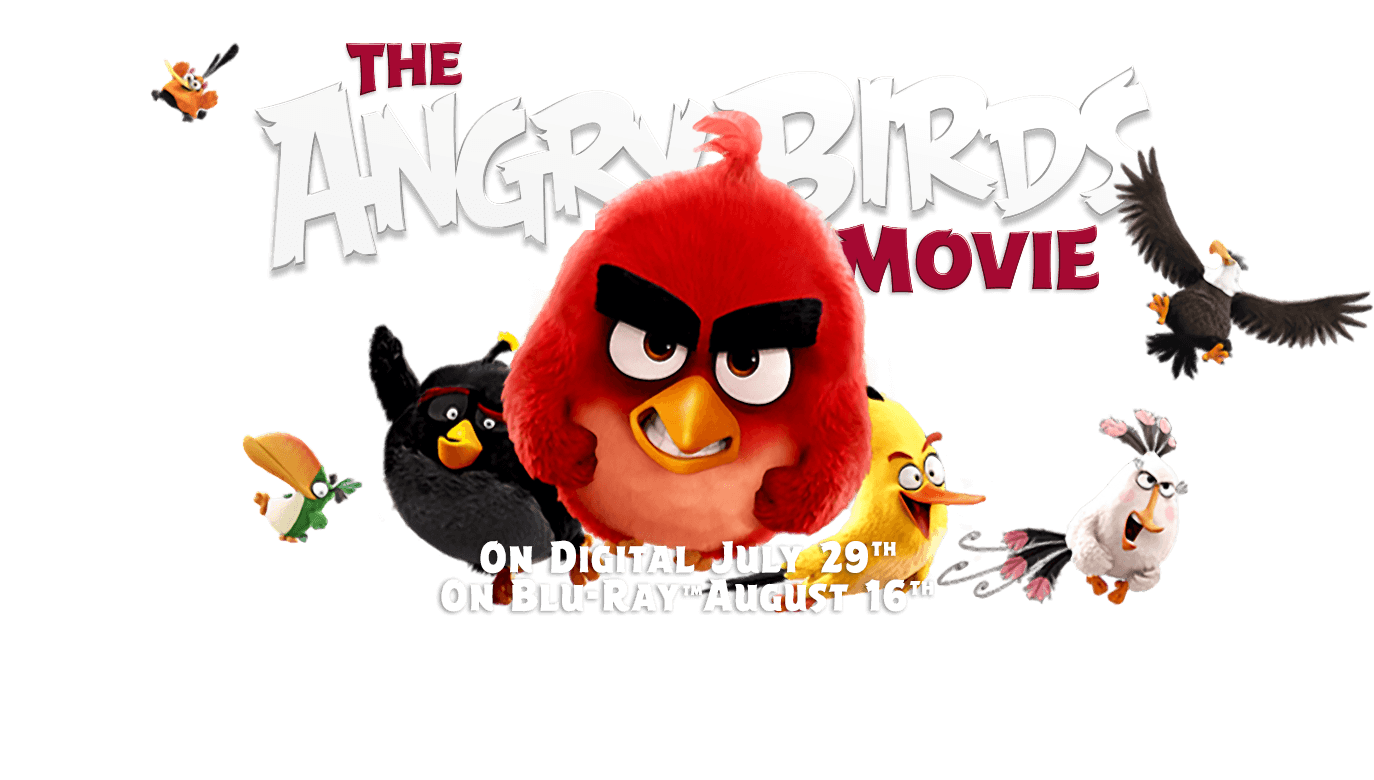 Angry Birds Movie on Digital