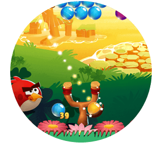 Angry Birds POP Bubble Shooter | Angry Birds