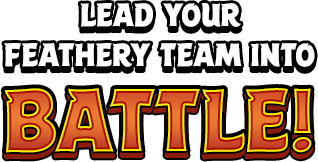 Lead your team into Battle!