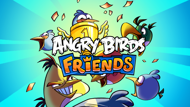 Angry Birds Friends update facebook