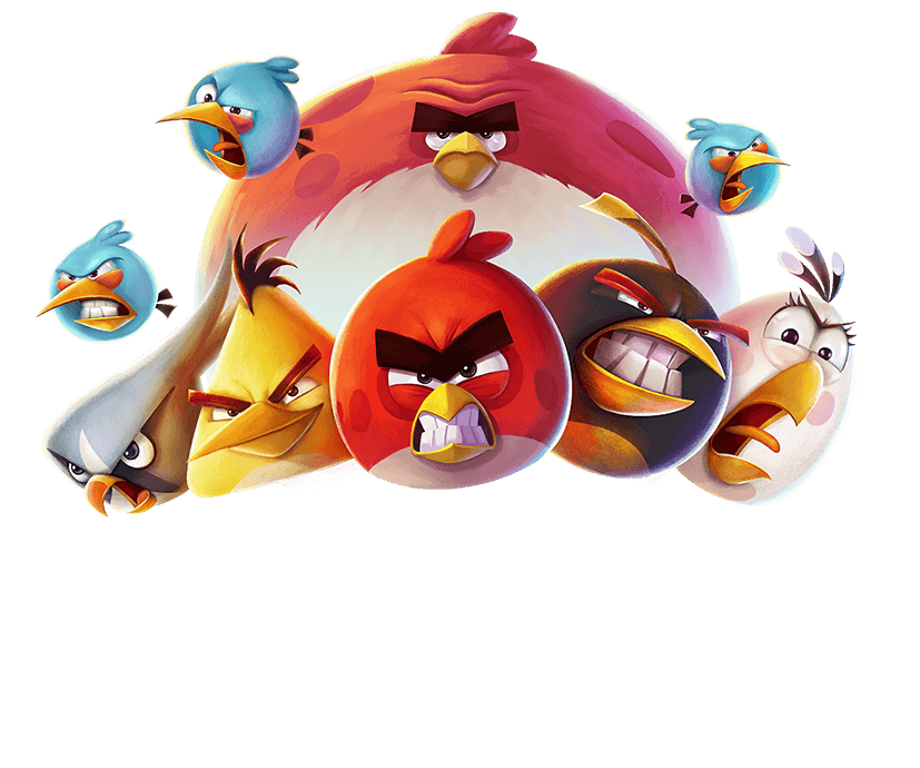 Angry Birds 2 Characters