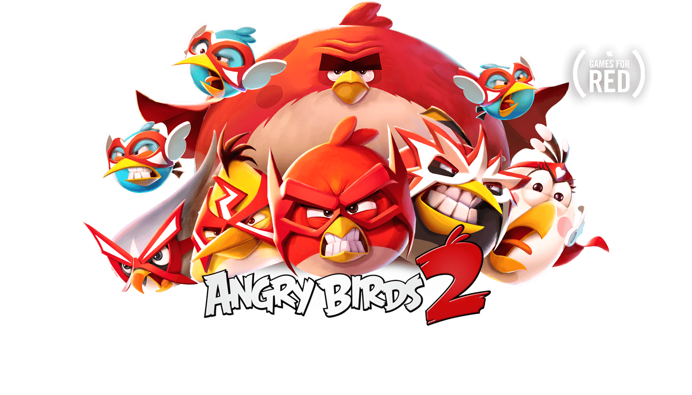 Angry Birds 2 (RED)