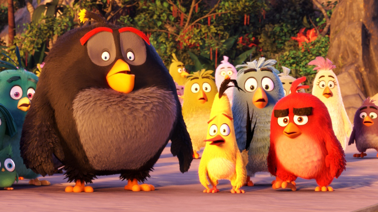 Кино торрент angry birds.