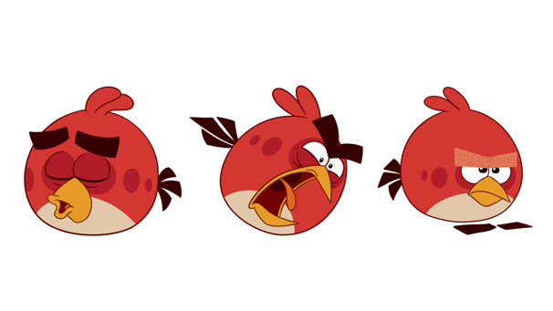 Feeling Angry? Show it with new Angry Birds Facebook