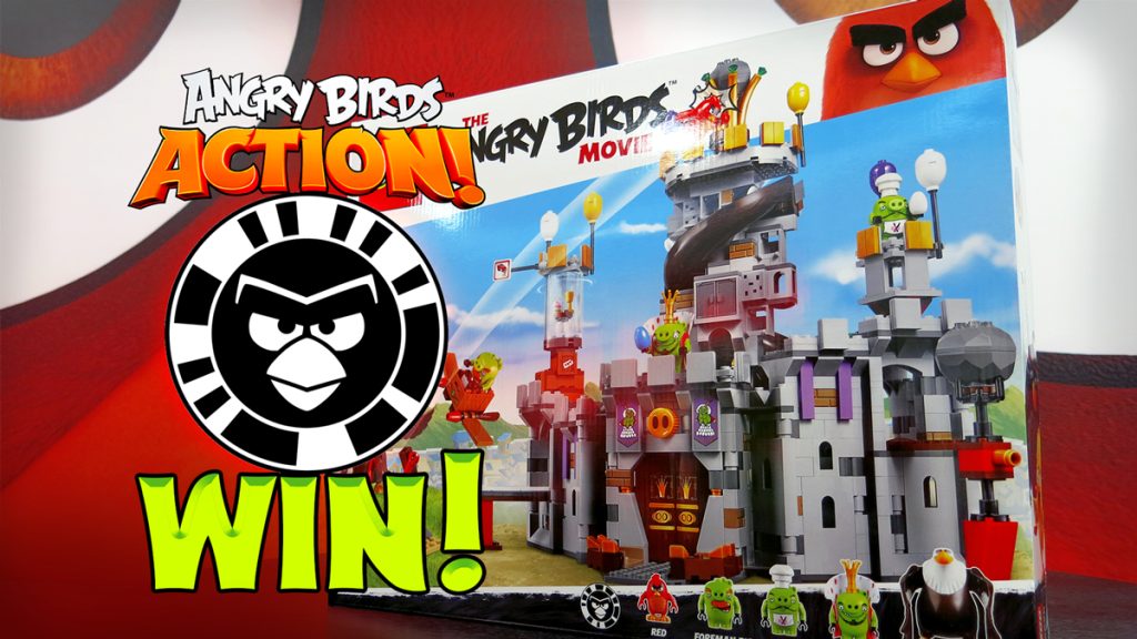 Win LEGOs!