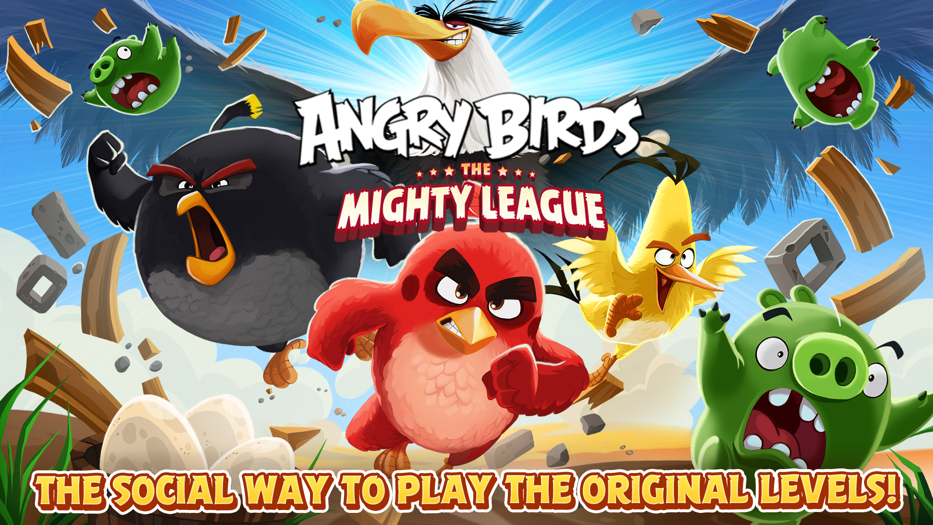 AngryBirdsClassic_MightyLeague_PostImage_Keyart_1920x1080_tagline2