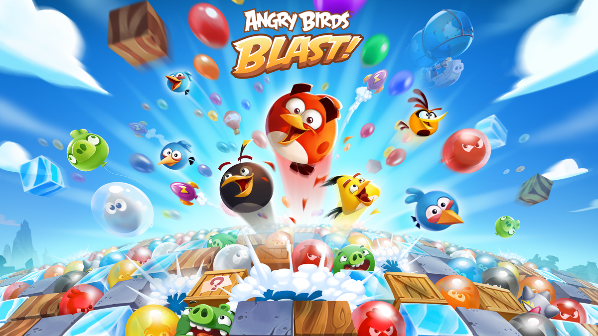 Image result for Angry Birds Blast