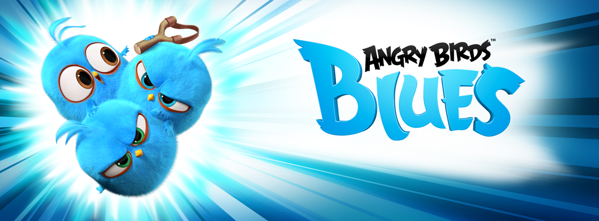 Mighty Delivery - Angry Birds Blues - ToonsTV