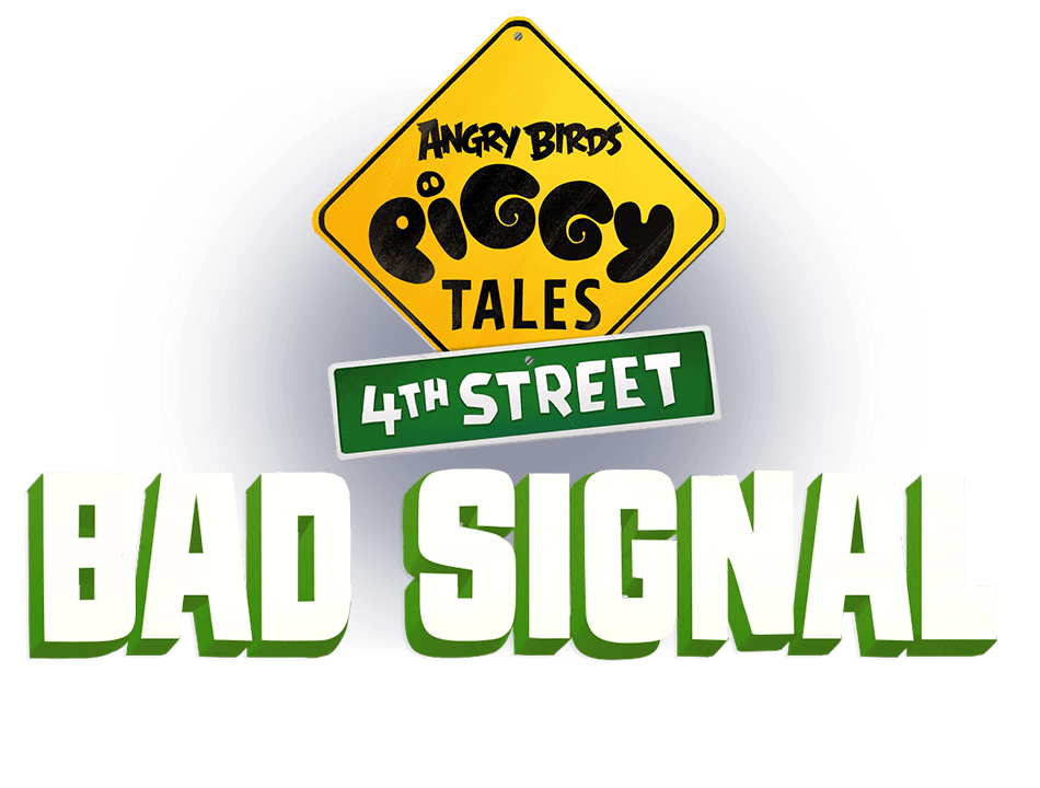 Piggy Tales 4th Street Bad Signal