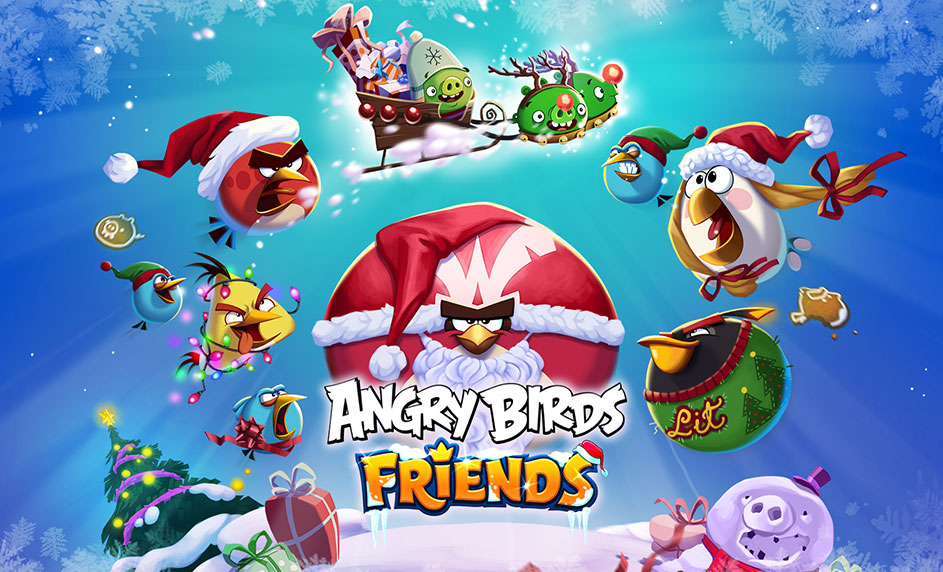 Angry Birds holiday happenings! | Angry Birds