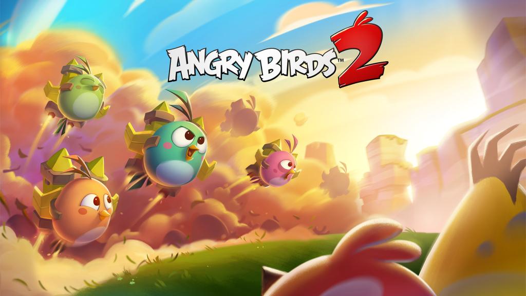 Angry Birds 2: Jetpack Run