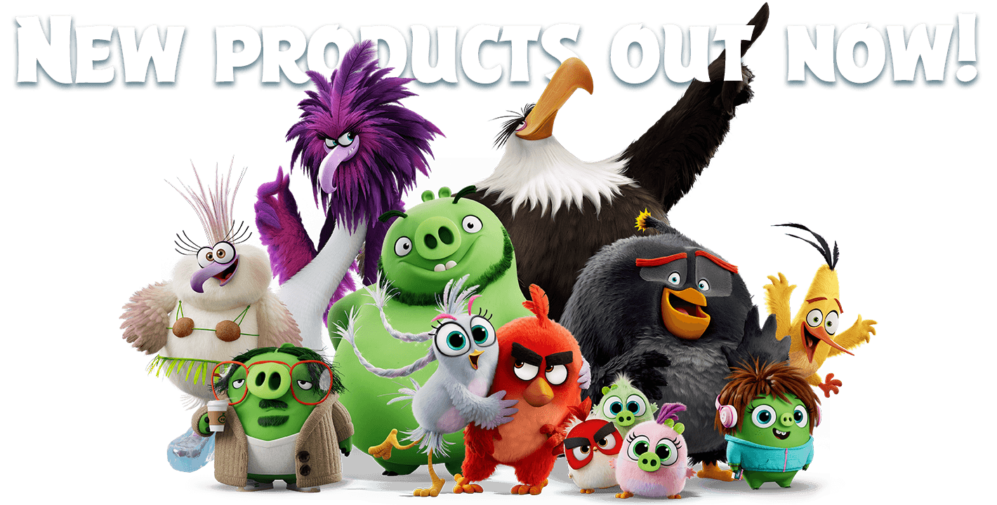 Shop | Angry Birds