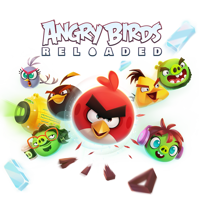Angry Birds Reloaded Angry Birds